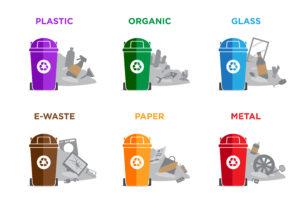 Choosing Recycling Streams